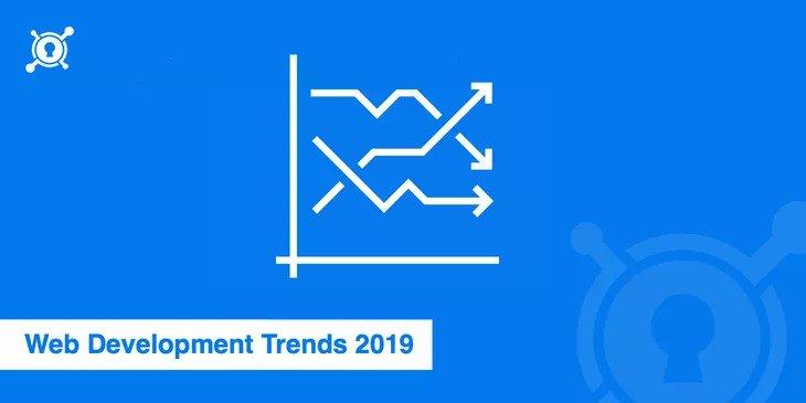 10 Web Development Trends 2019